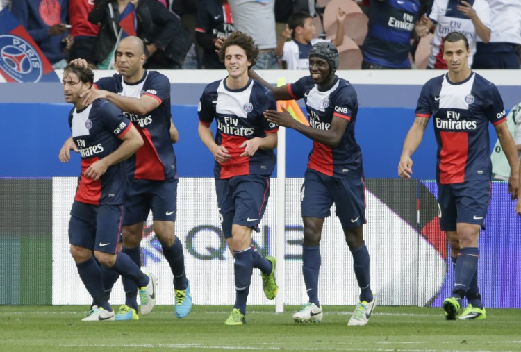 Match PSG vs FC Lorient en direct live streaming