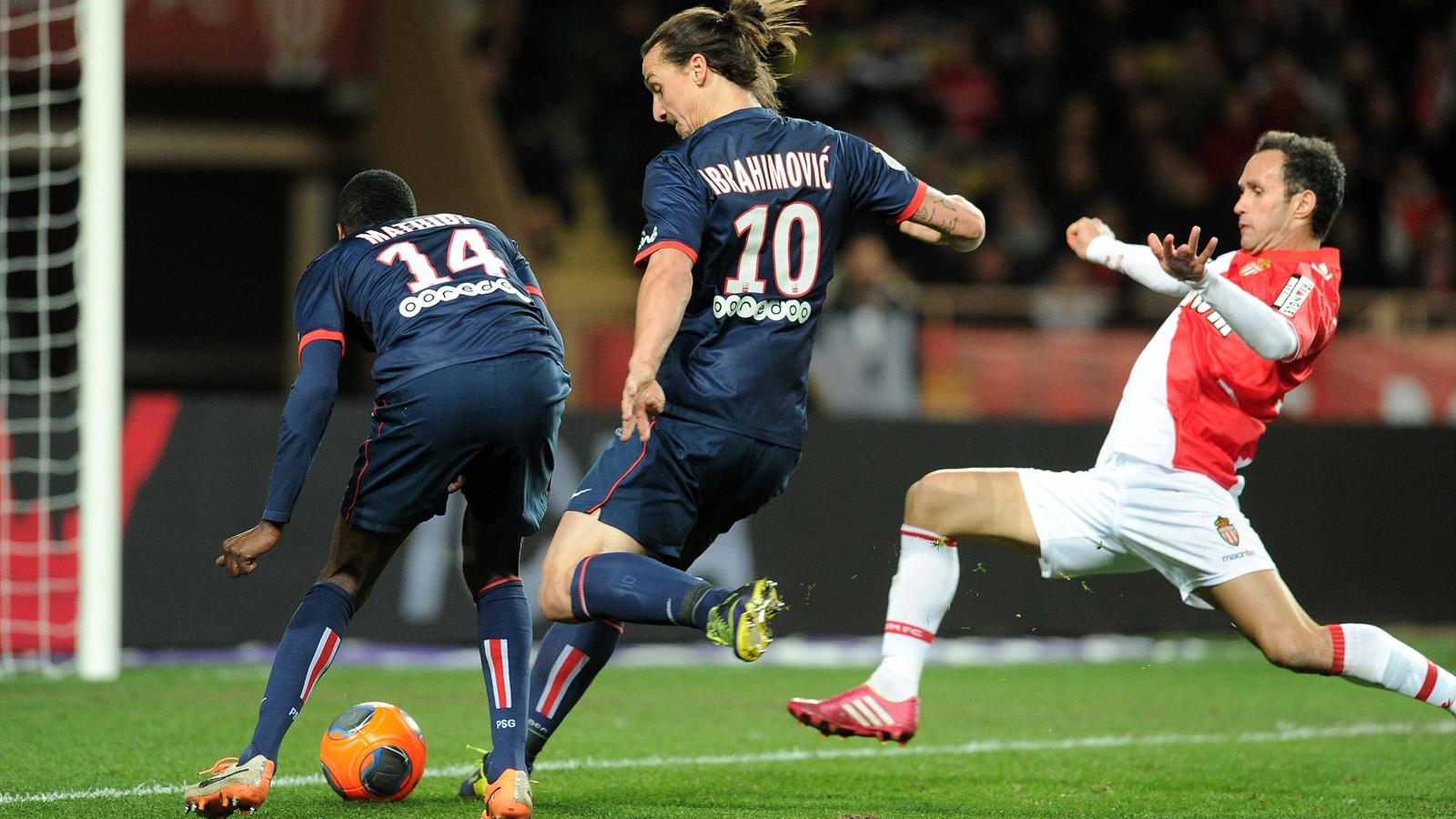 Match PSG vs Monaco en direct live streaming