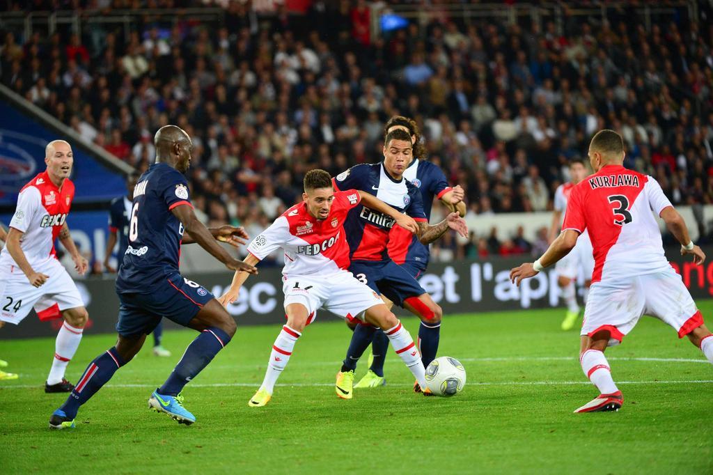Match PSG vs Monaco en direct streaming live