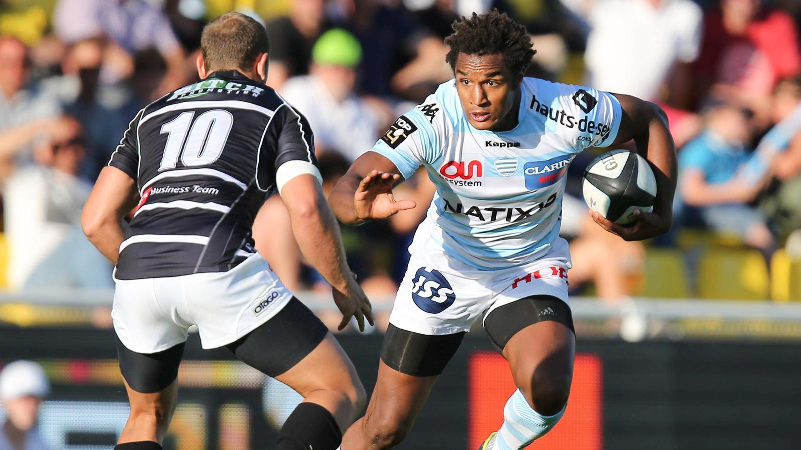 Rugby Top 14: Match Racing Metro 92 vs CA Brive