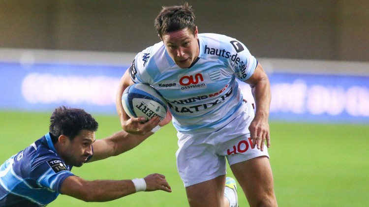 Rugby Top 14: Match Racing Metro 92 vs Castres Olympique en direct live streaming
