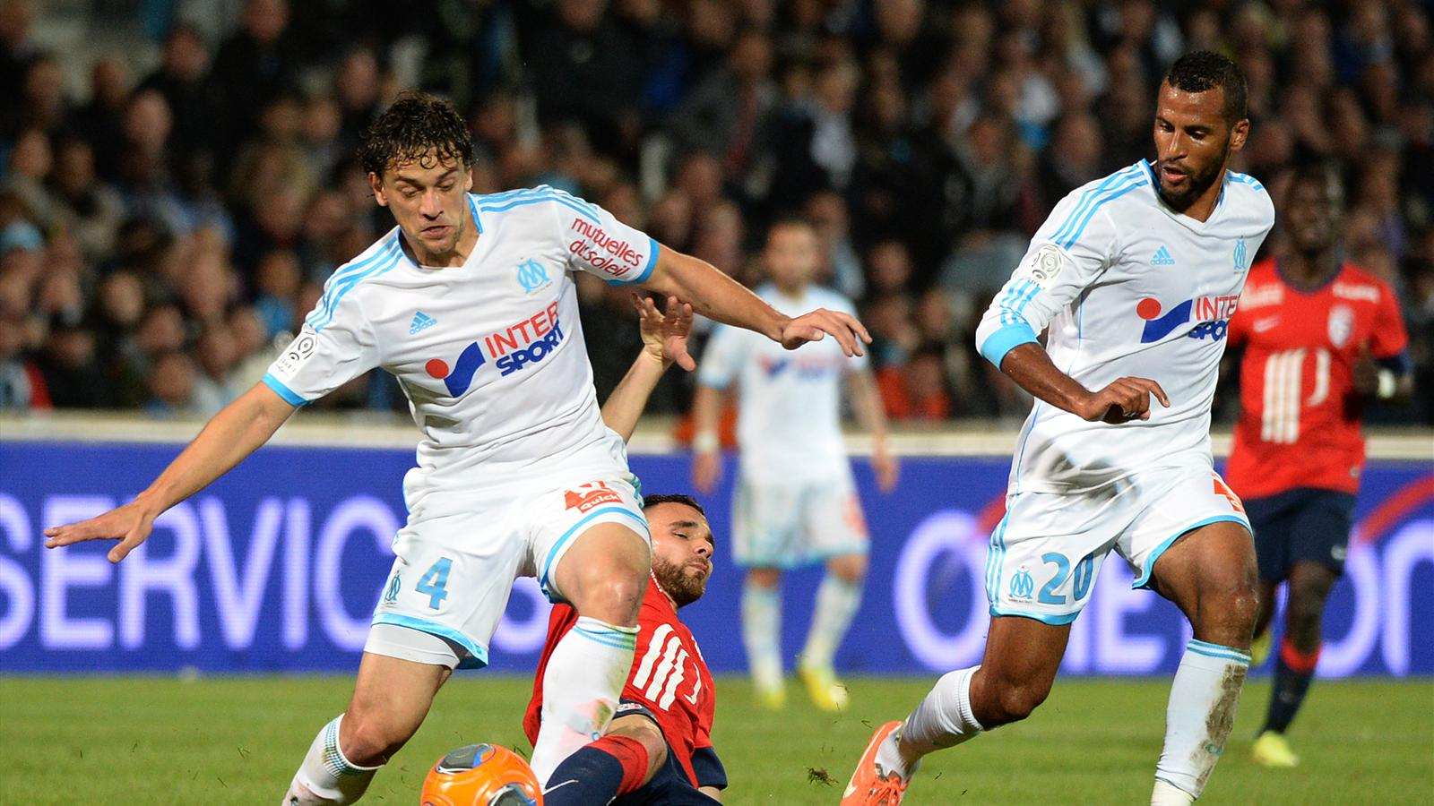 Match SM Caen vs Olympique de Marseille en direct live streaming