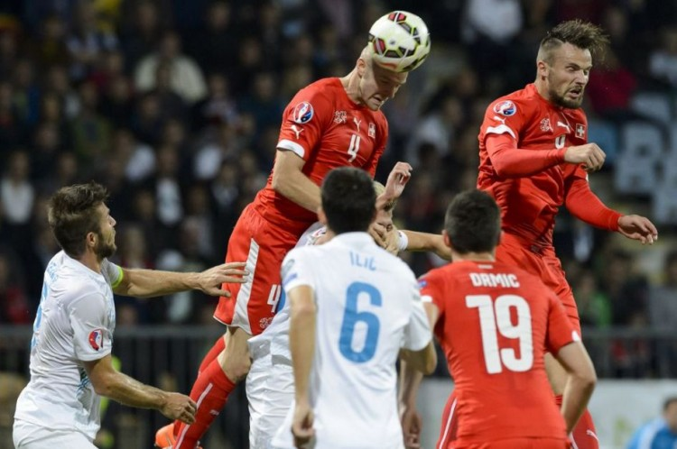 Match Saint-Marin vs Suisse en direct live streaming