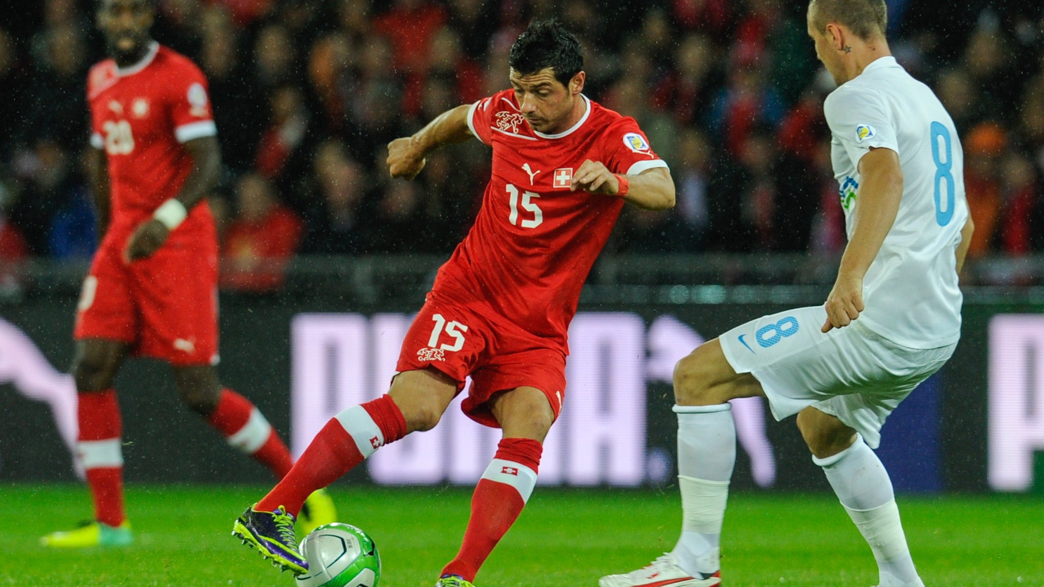 Match Slovénie vs Suisse en direct streaming live