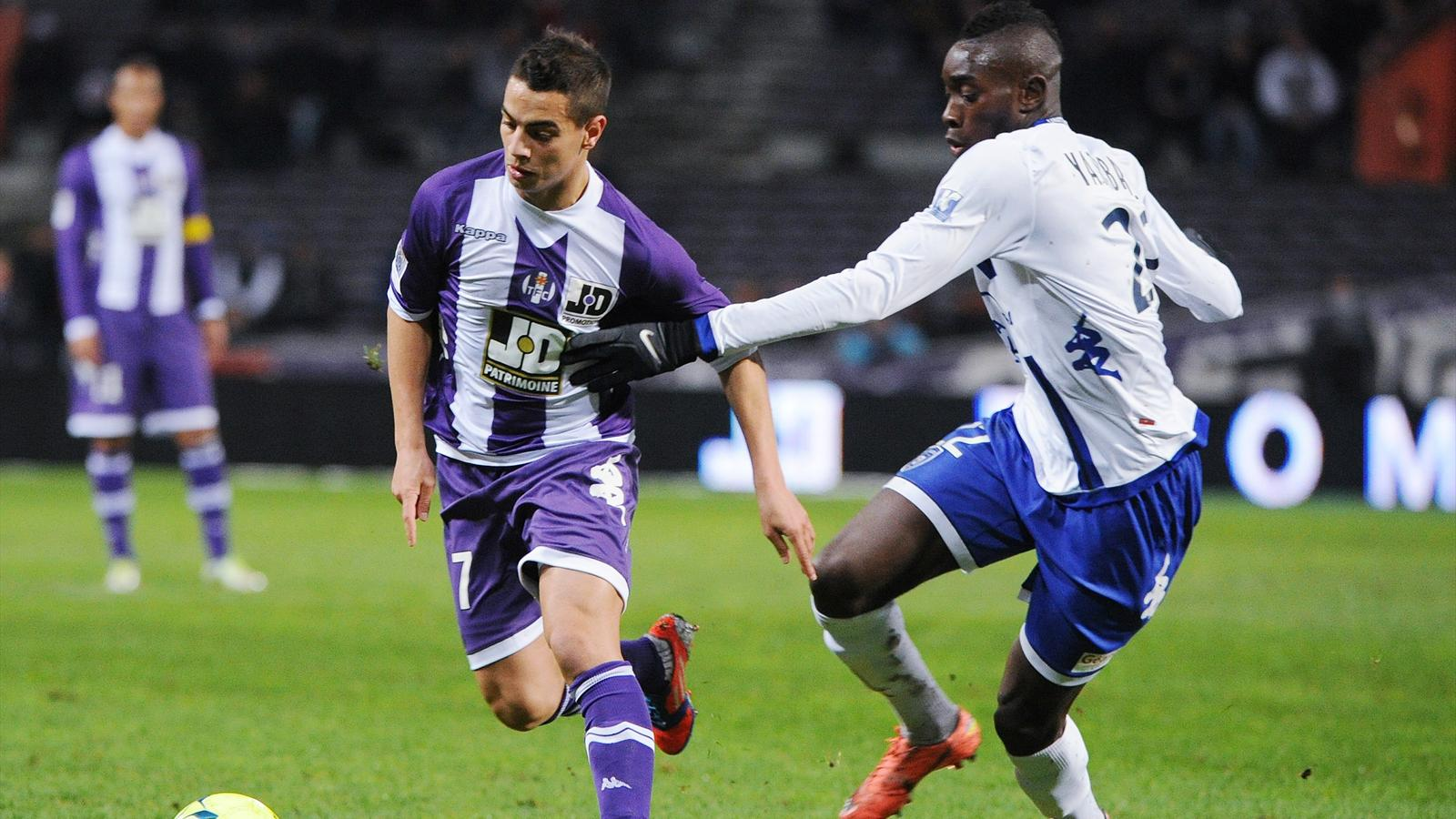 Match Toulouse FC vs RC Lens en direct live streaming