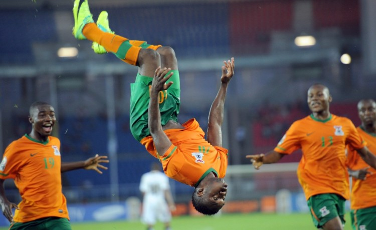 Match Zambie vs Niger