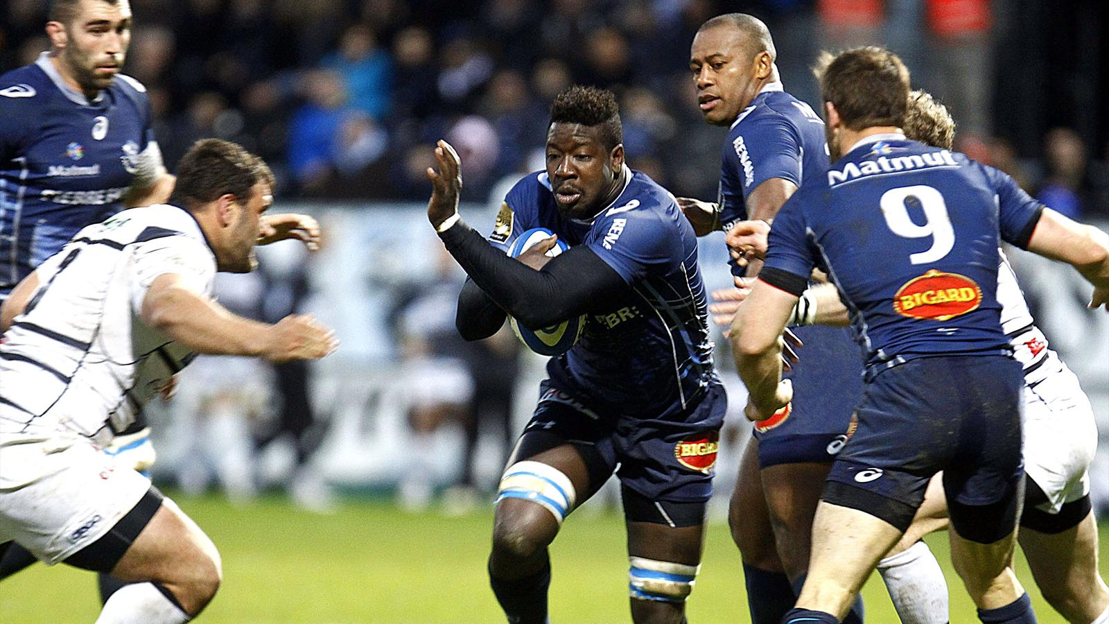 Rugby Top 14: CA Brive vs Castres Olympique en direct live streaming