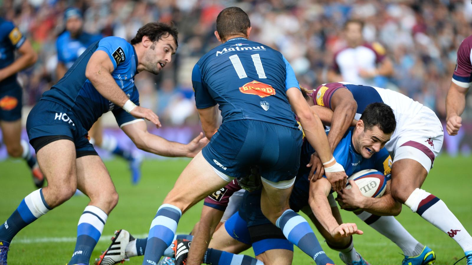 Rugby Europe: Harlequins vs Castres Olympique en direct live streaming