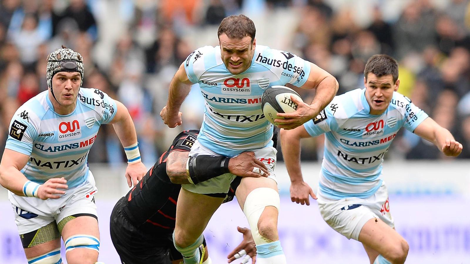 Rugby H Cup Match Racing Metro 92 vs Northampton en direct live streaming