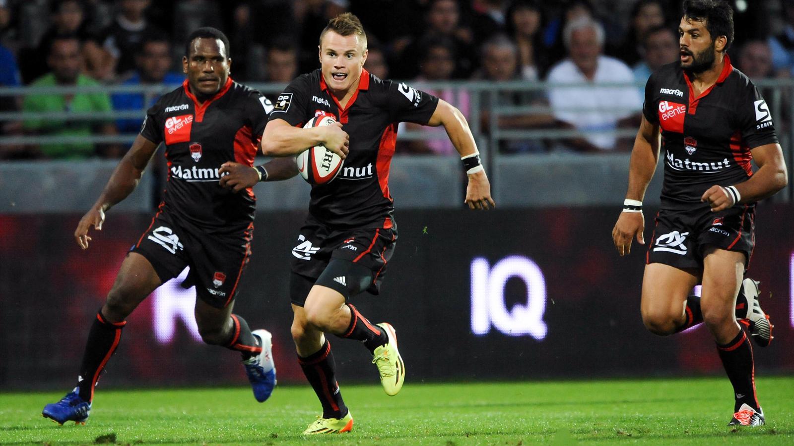 Rugby Lyon OU vs Stade Toulousain en direct live streaming