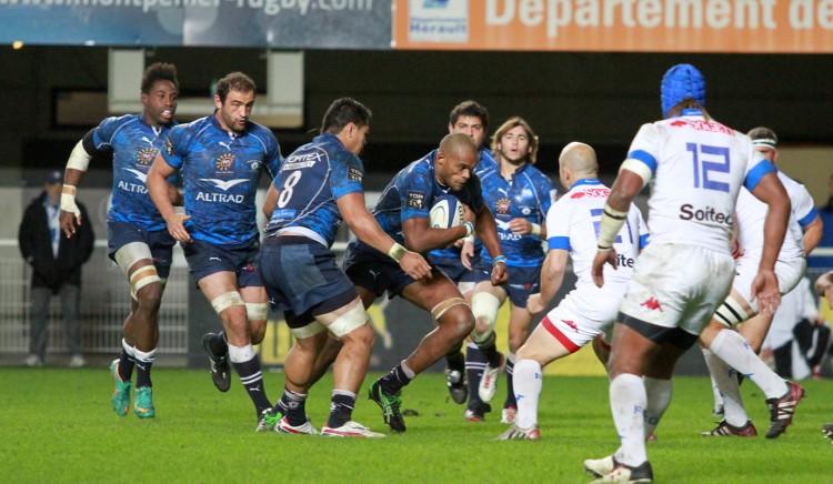 Rugby Montpellier HR vs Glasgow Warriors en direct live streaming