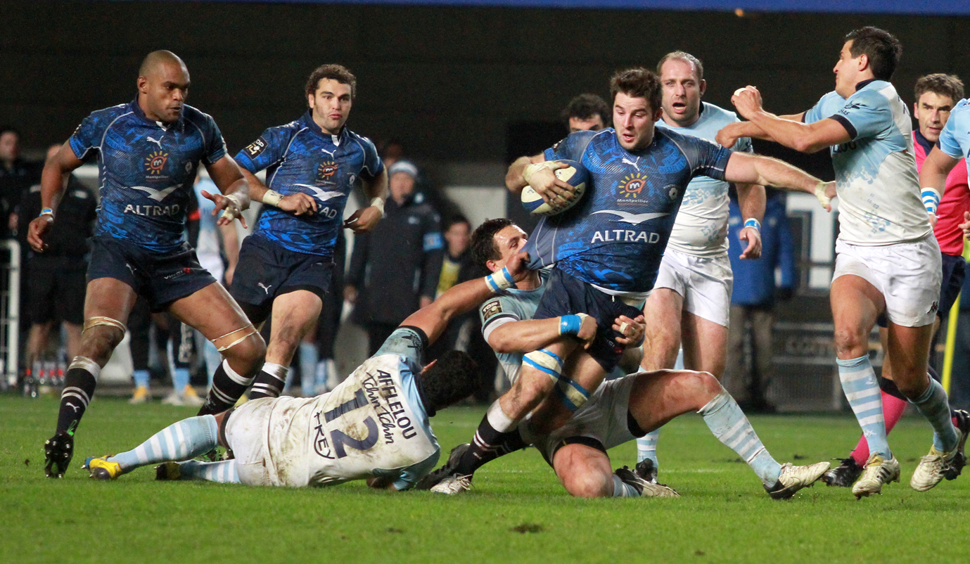 Rugby Montpellier HR vs Glasgow Warriors en direct streaming live