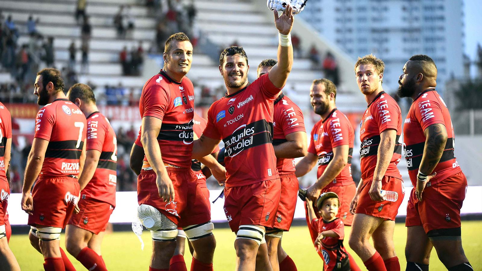 Rugby Oyonnax vs RC Toulon en direct live streaming