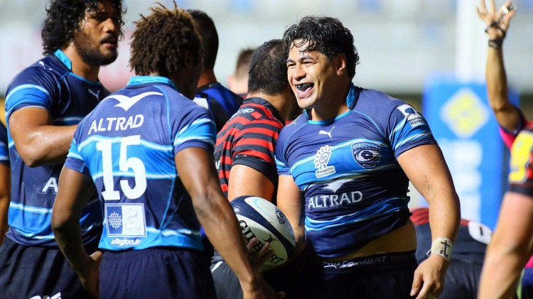 Rugby Montpellier HR vs Stade Toulousain  en direct live streaming
