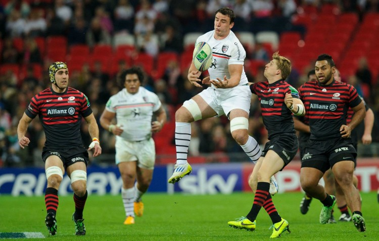 Rugby Stade Toulousain vs RC Toulon en direct live streaming