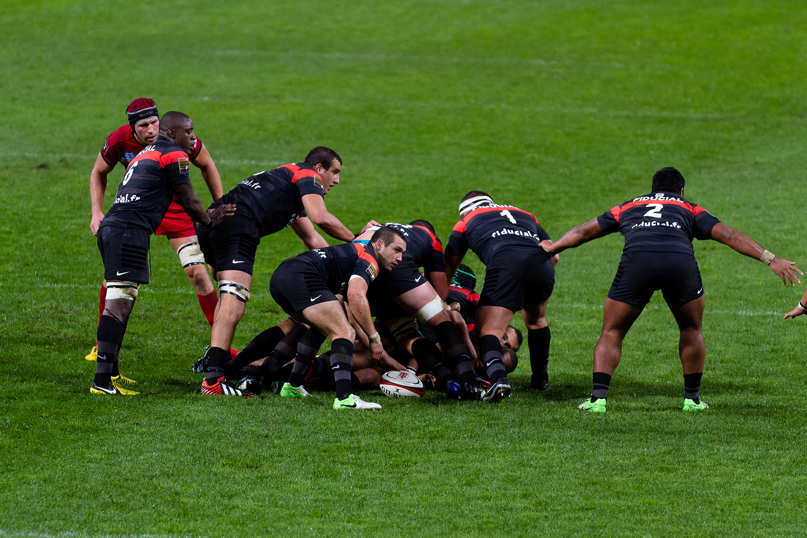 Rugby Stade Toulousain vs RC Toulon en direct streaming live