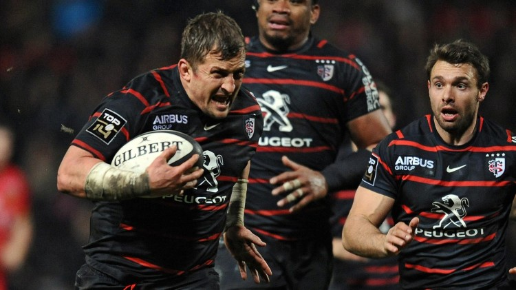 Rugby Toulouse vs Glasgow Warriors en direct live streaming
