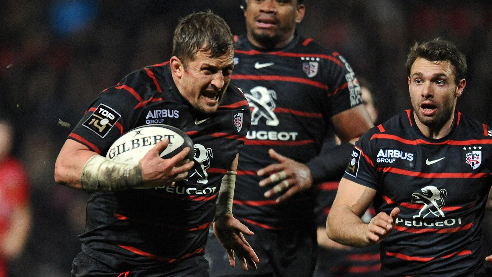 Rugby Toulouse vs Stade Francais en direct live streaming