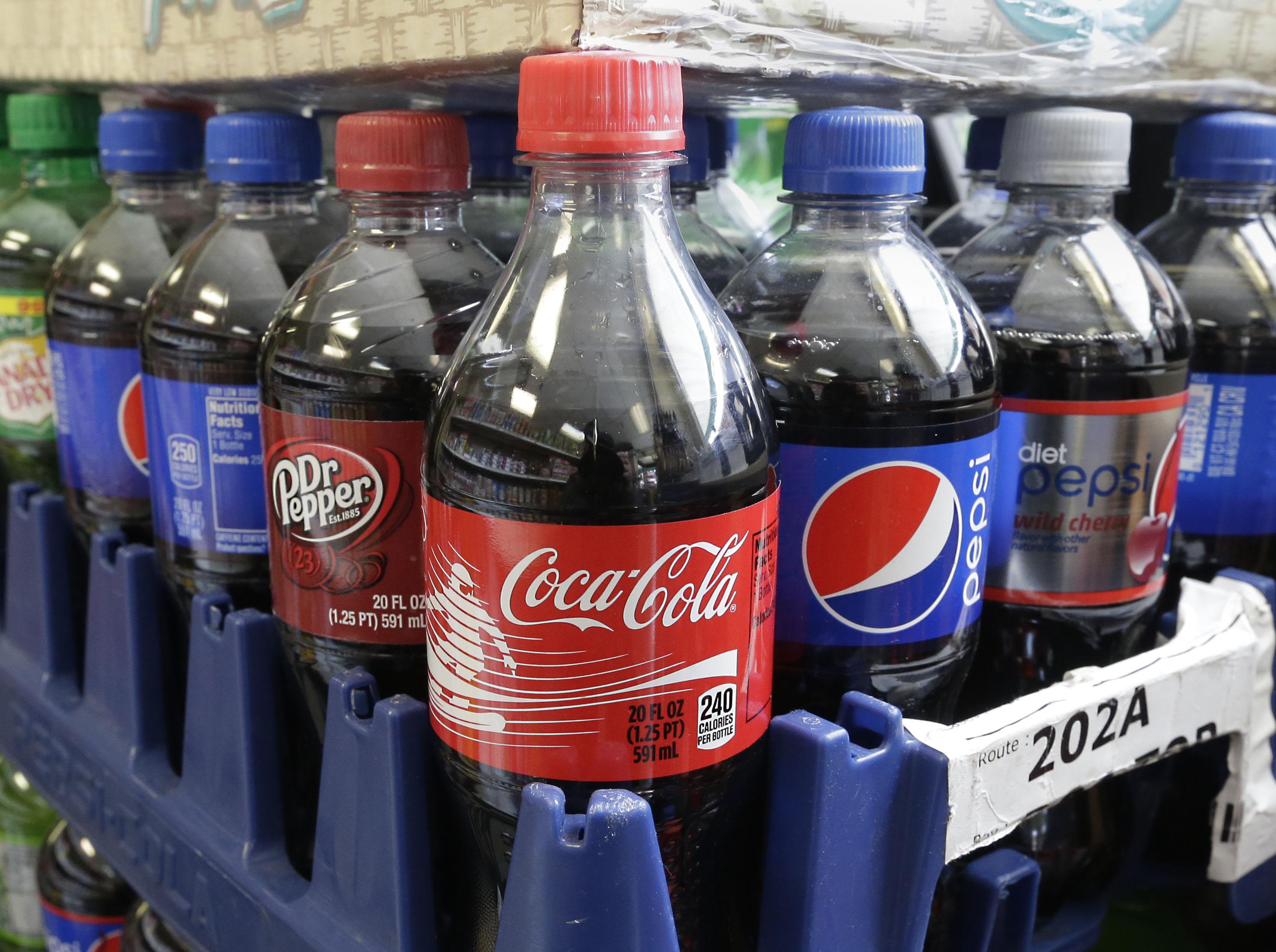 L'industrie de boissons gazeuses : Moins de sucre dans les sodas ?