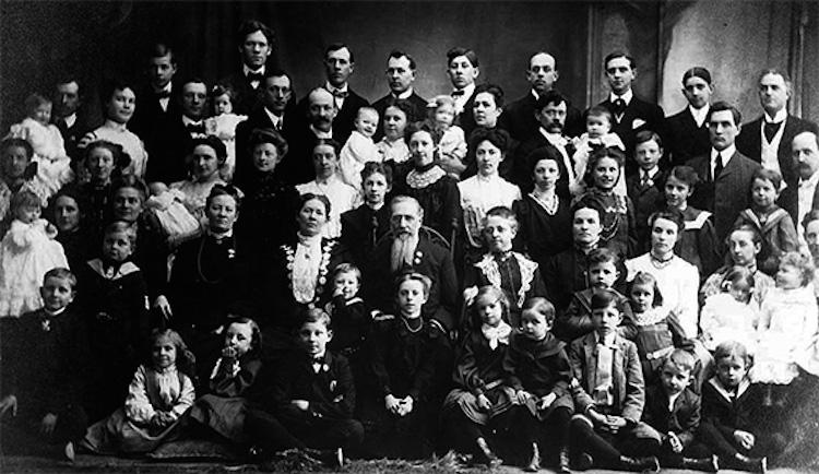 La première femme de Feodor Vassilyev avait donné naissance à 69 enfants