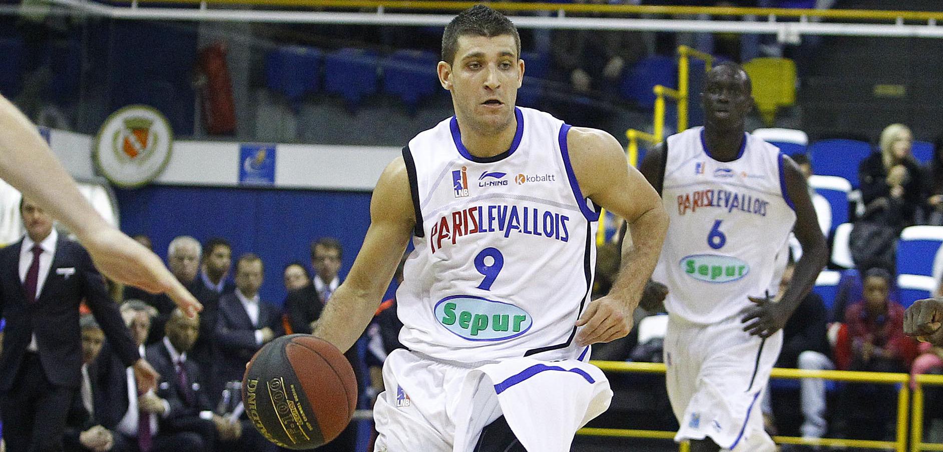 Basketball: Paris Levallois vs CAI Zaragoza en direct live streaming