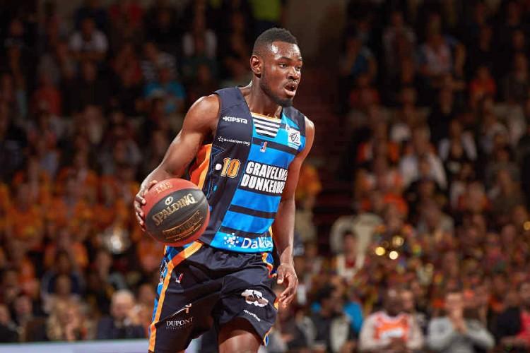 Basketball Pro A: Bourg en Bresse vs Gravelines Dunkerque en direct live streaming
