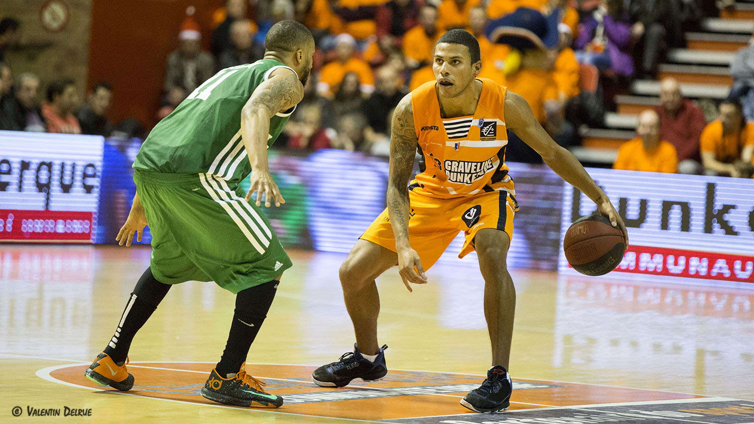 Match Basket Pro A: Gravelines Dunkerque vs Pau Orthez en direct live streaming