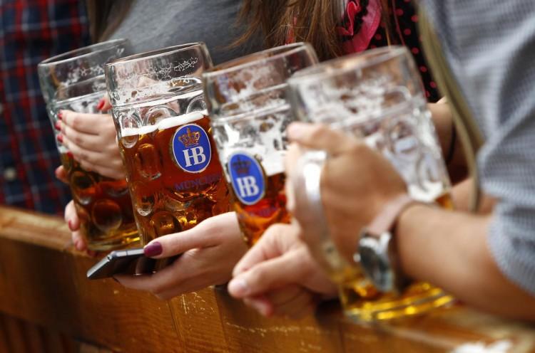 Les étiquettes de calories bientôt sur l'emballage des boissons alcoolisées?!