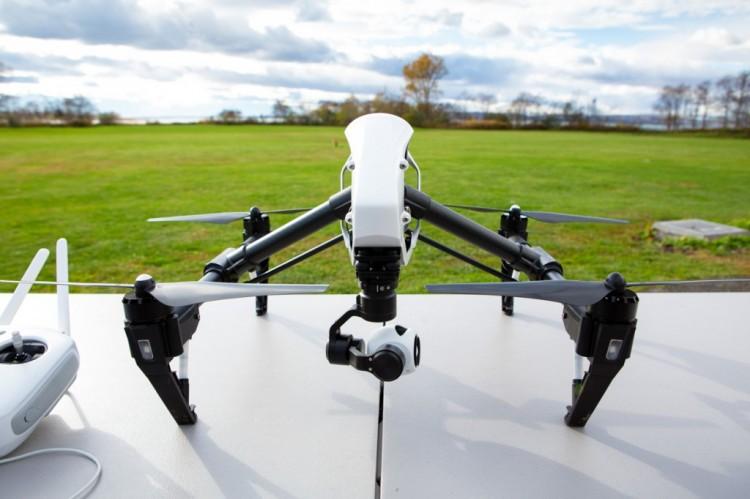 Drone DJI Inspire 1Drone DJI Inspire 1