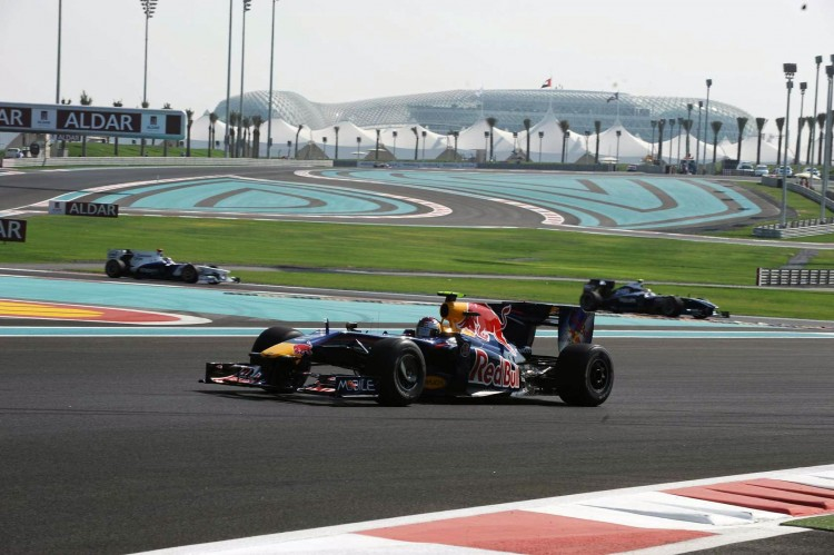 GP F1: Grand Prix Formule 1 d'Abu Dhabi 2014 en direct live streaming