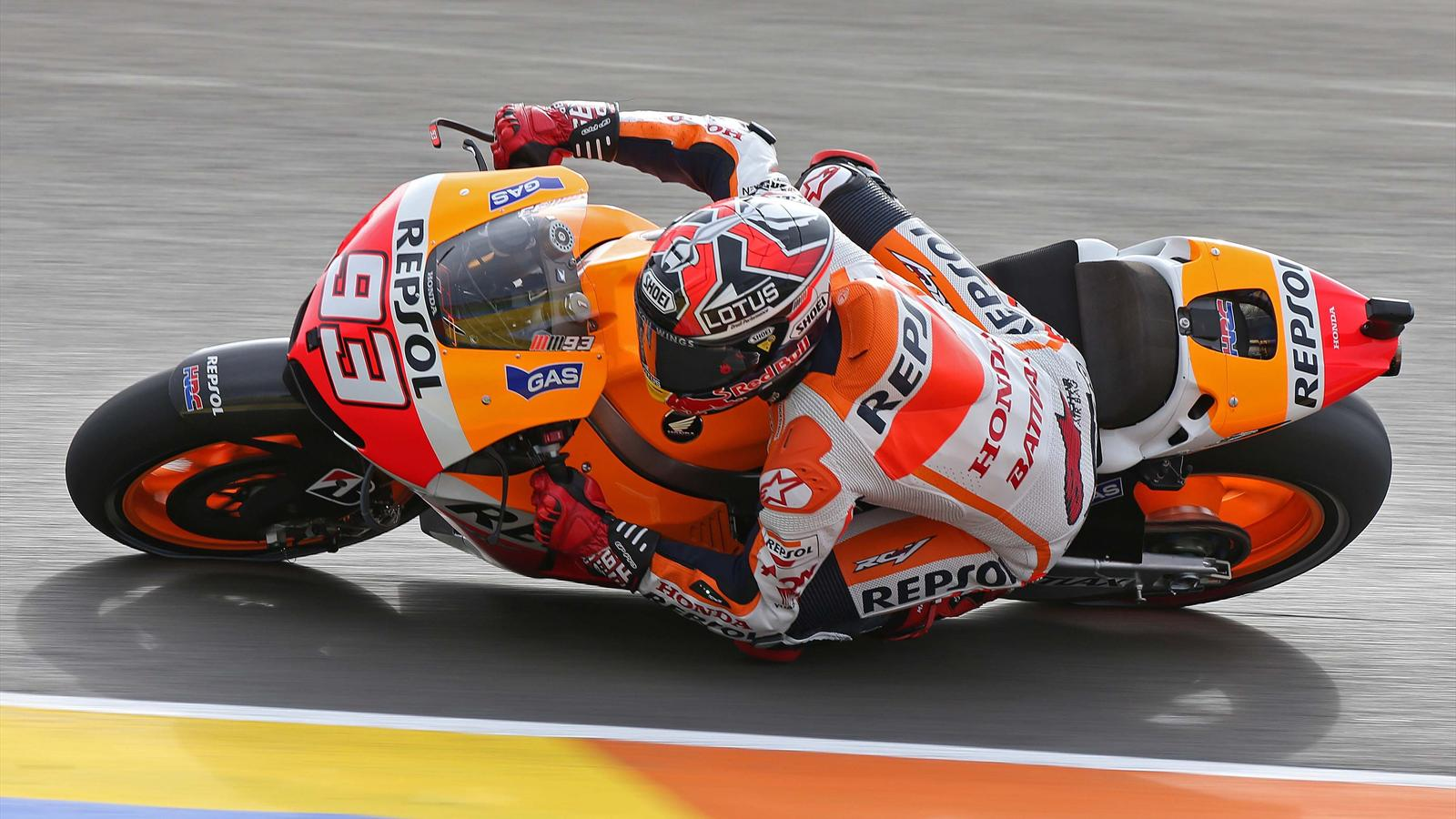 Grand Prix MotoGP de Valence en direct live streaming