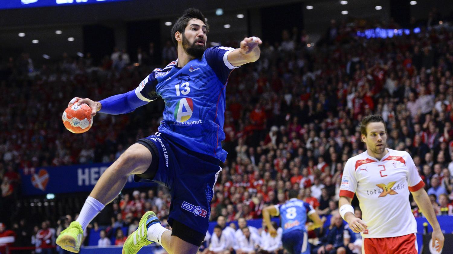 Match Handball France vs Suisse en direct live streaming