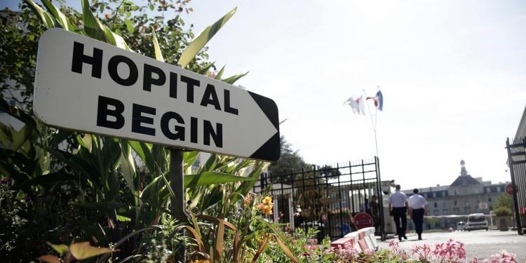 Hôpital Begin - Saint-Mandé