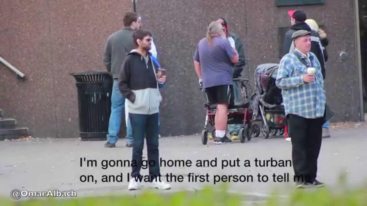 Une caméra cachée teste l'islamophobie des Canadiens