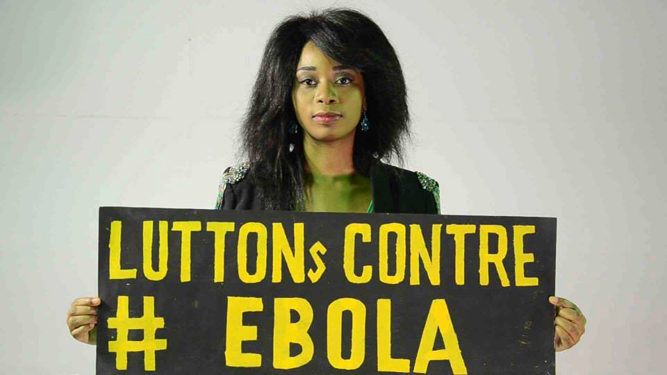 La lutte contre l'Ebola