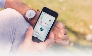La smartwatch Activité de Withings