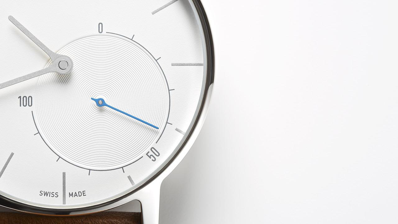 La smartwatch Activité du Français Withings