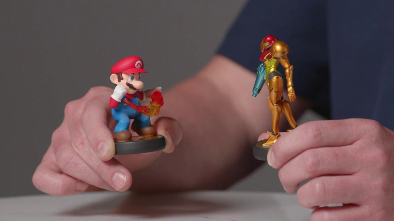 Les Amiibo de Nintendo
