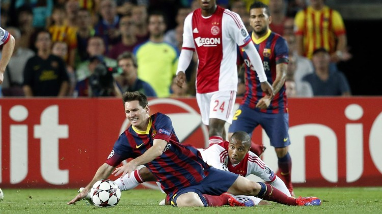Match Ajax Amsterdam vs FC Barcelone en direct live streaming