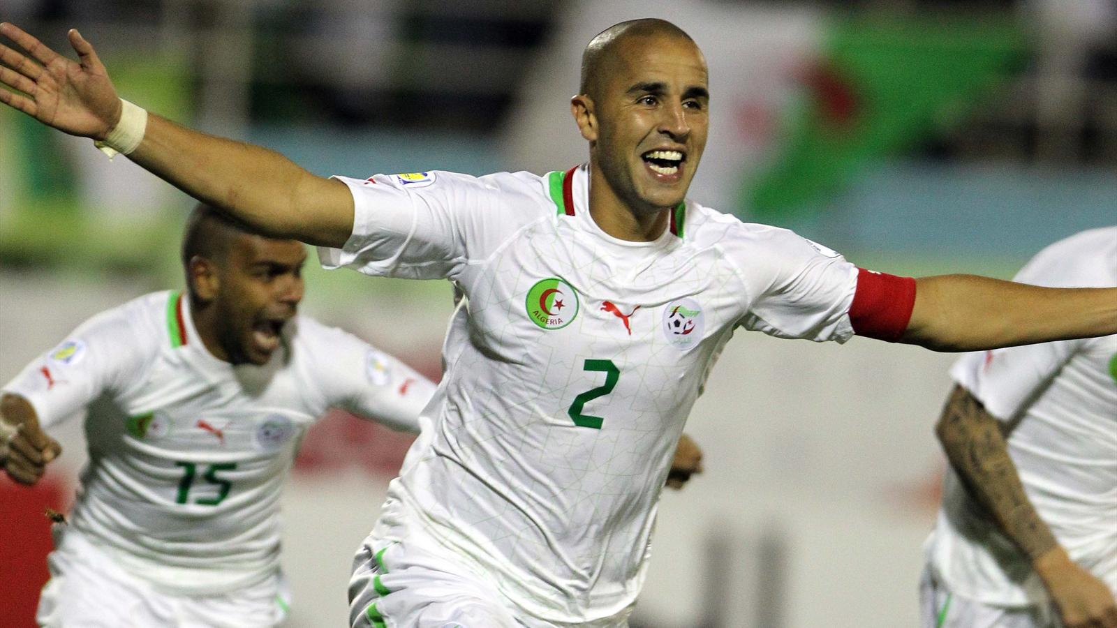 Match Algérie vs Éthiopie en direct live streaming