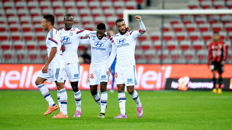 Match Lyon - Toulouse en direct live streaming