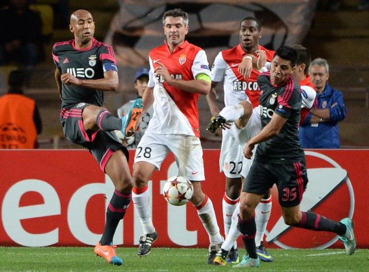 Match Benfica Lisbonne vs AS Monaco en direct live streaming