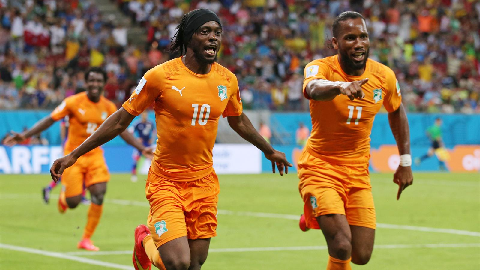 Match Côte d'Ivoire vs Cameroun en direct live streaming