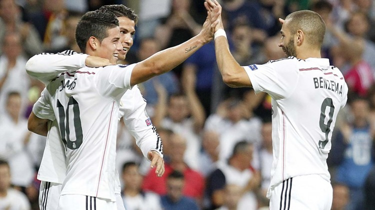 Match FC Bâle vs Real Madrid en direct live streaming