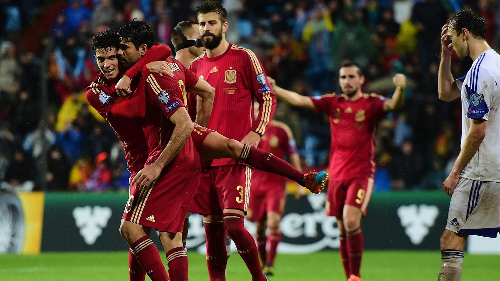 Match Espagne vs Biélorussie en direct live streaming