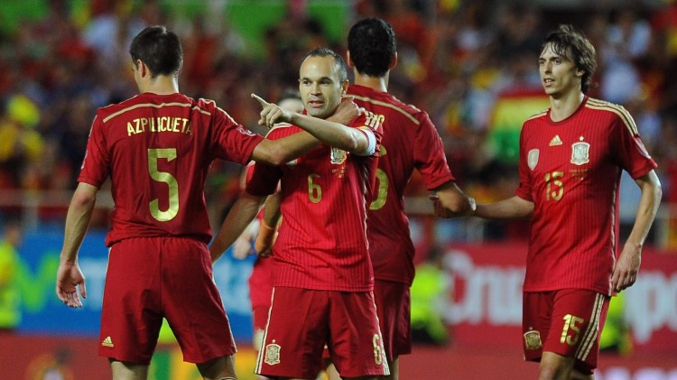 Match Espagne vs Allemagne en direct live streaming