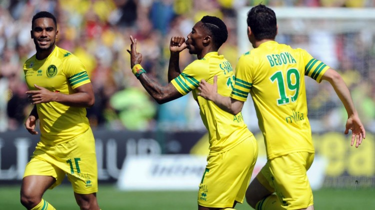 l1 match fc nantes vs bordeaux regarder en direct sur canal d s 17h 13 d cembre ibuzz365. Black Bedroom Furniture Sets. Home Design Ideas