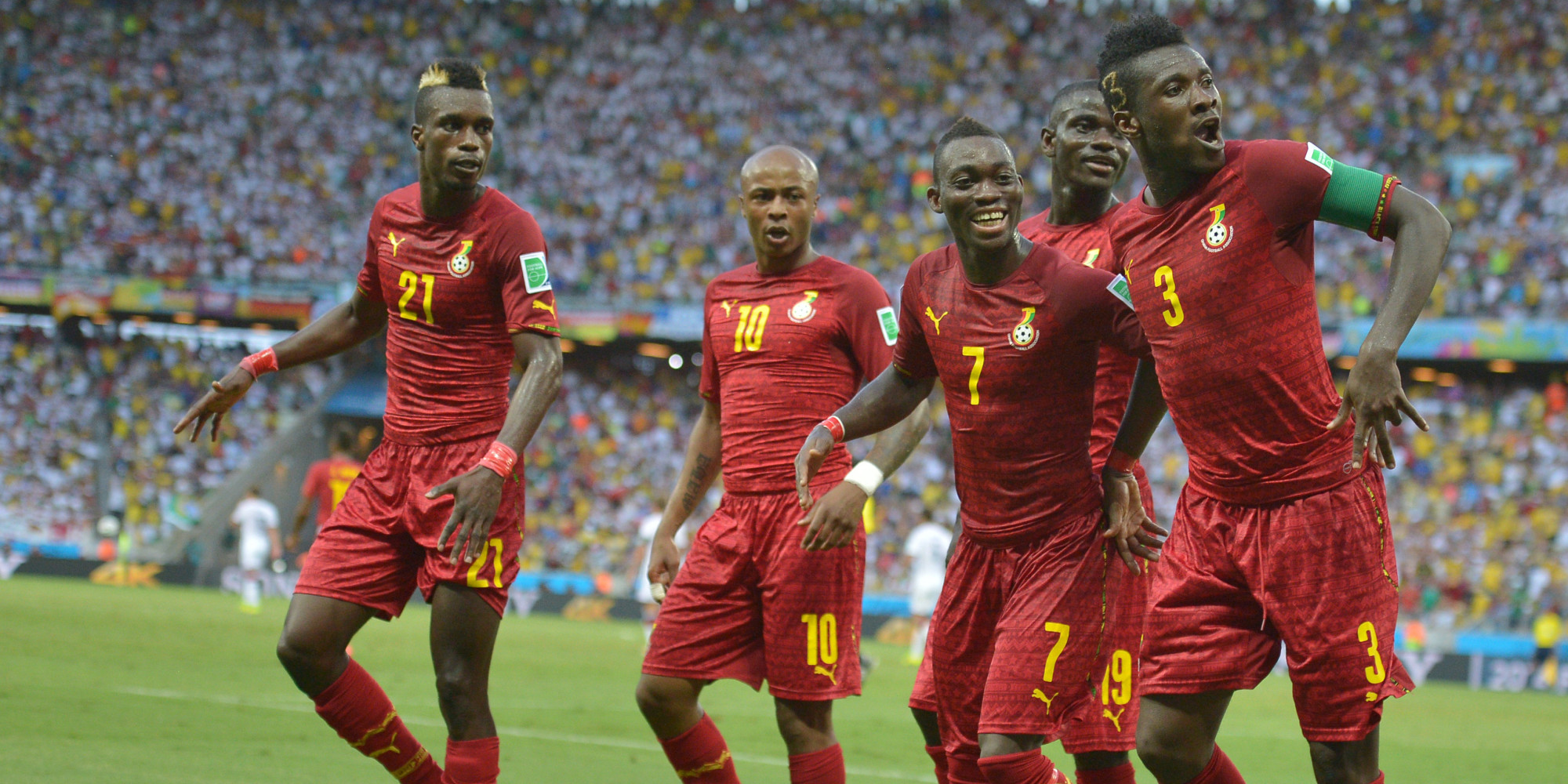 Match Ghana vs Togo en direct live streaming