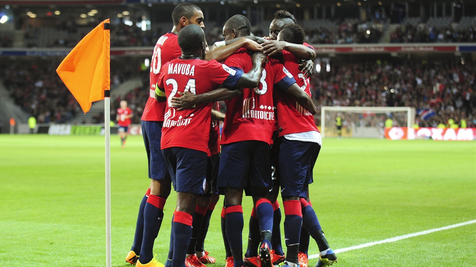 Match LOSC Lille vs AS Saint-Etienne en direct live streaming