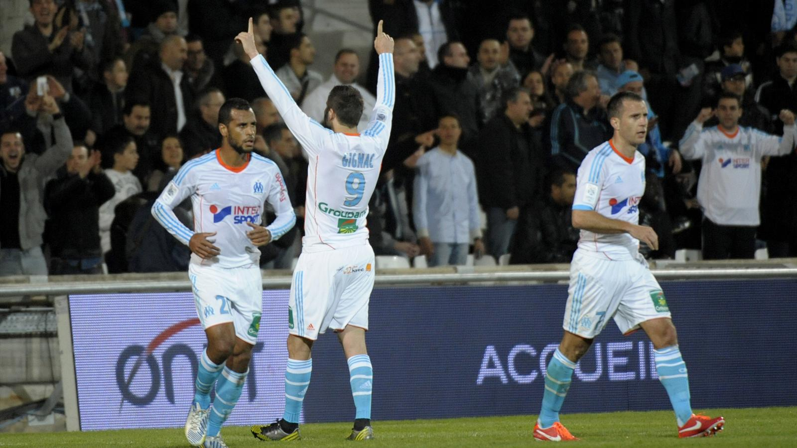 Match Olympique de Marseille (OM) vs Girondins de Bordeaux en direct live streaming